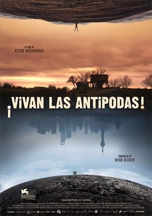 poster - vivan las antipodas