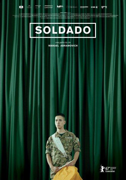 Poster - El Soldado