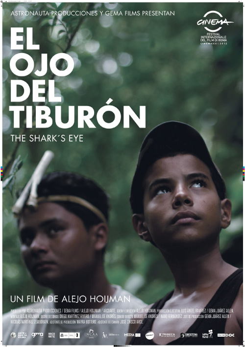poster: el ojo de tiburon